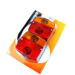 Kit feu de signalisation arrière avec plot magnétique 7.5 m