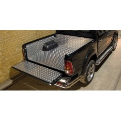 Protection de Benne Aluminium Ford Ranger (2007-2012)