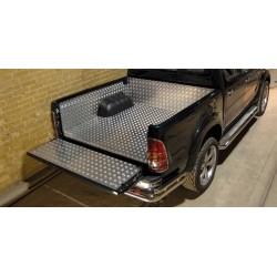 Protection de Benne Aluminium Ford Ranger Cabine 1.5 (2012-2016)