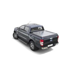 Couvre Benne Couvercle aluminium avec barres de fixation Ford Ranger (2012-2016)