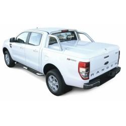 Couvre Benne Couvercle en ABS Ford Ranger (Compatible arceaux originaux) (2012-2016)