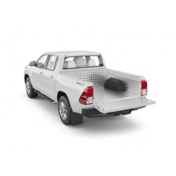 Protection de benne en aluminium Toyota Hilux (2018-)