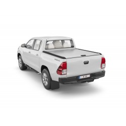 Couvre benne volet coulissant Toyota Hilux cabine 1,5 (2018-)