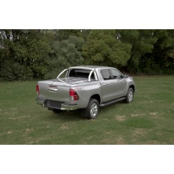 Couvre benne couvercle en ABS avec arceaux Toyota Hilux (2018-)