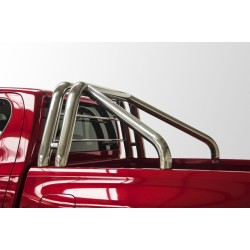 Rollbar double barres Toyota Hilux (2018-)