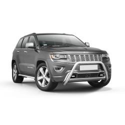 Pare-buffle sans barre transversale Jeep Grand Cherokee (2015-)