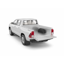 Protection de benne aluminium Nissan Navara (2015-)