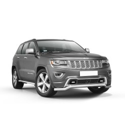 Barre pare buffle sans plaque de protection Jeep Grand Cherokee (2015-)