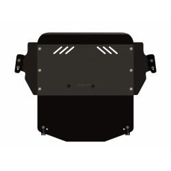 Plaque de protection moteur et boite de vitesses Ford Transit (RWD/4x4) (2006-2012)