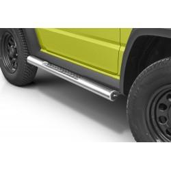Marchepieds Suzuki Jimny à partir de 2018 - Latéraux Profilé -