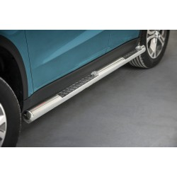Marchepieds Suzuki Vitara à partir de 2018 - Latéraux Profilé -
