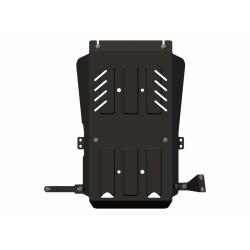 Plaque de protection boite de vitesses Mistsubishi L200 (2006-2009)