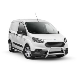 Pare-buffle avec barre transversale Ford Courier (2018-)