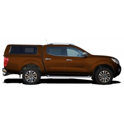 Hard Top Force Pro Nissan Navara NP300 double cabine (2015-)