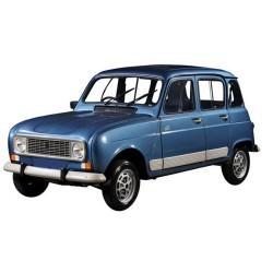 Attelage Renault R4 de 1963 à 1991 + Faisceau standard [Rotule sur platine]