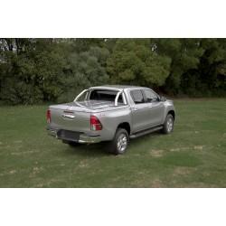 Couvre benne couvercle en ABS avec arceaux Toyota Hilux de 2015 à 2018