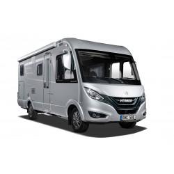 Attelage Hymermobil Classe B ModernComfort Intégral