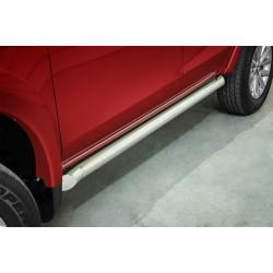 Marchepieds Mitsubishi L200 (2019-) - Rond Latéraux -