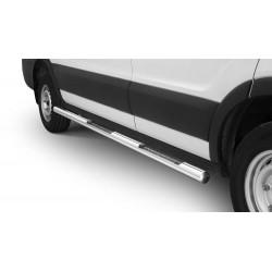 Marchepieds Ford Transit L3 Long (2014 -) - Latéraux Profilé -