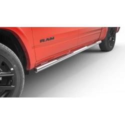 Marchepieds Ford Ranger (2019 - ) - Plat Avec Plaque Anti Dérapante -