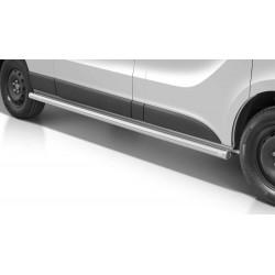 Marchepieds Renault Trafic (2001-2014) - Latéraux Profilé -
