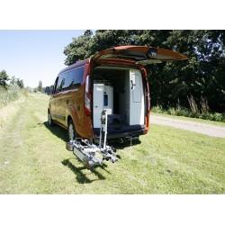 Bras Pivotant Van-Swing Spécial Ford Transit Custom VAN à Partir de 2014 avec Ouverture à Gauche