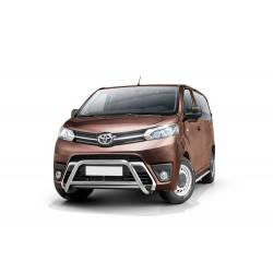 Pare-buffle avec barre transversale Toyota ProAce (2016-)