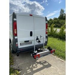 Module Pivotant Van-Swing pour Fourgons Aménagés avec Ouverture à Droite