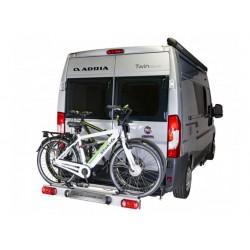 Porte Vélos Pivotant & Pliable Van Star Adventure Fourgons Aménagés L4 (6,40Mètres) à Partir de 2006