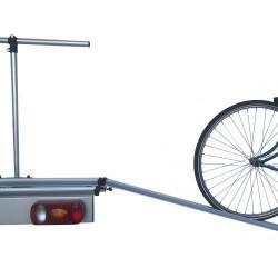 Rampe d'accès vélo pour porte-vélo Strada Evo