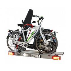 Porte-Moto Zorro Pliable pour Camping-Car