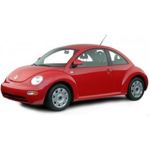 New Beetle de 1998 à 2005