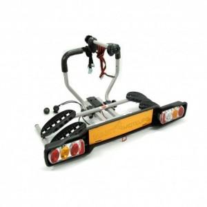 Porte-vélos plateforme pour Land Rover