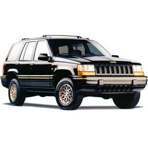 Grand Cherokee I du 10/1996 au 03/1999
