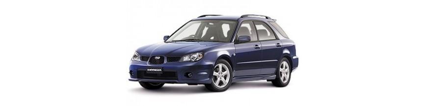 Jeu 7p Universal Attelage remorque fermement Subaru Impreza III GH 5tür 2007-2012+e