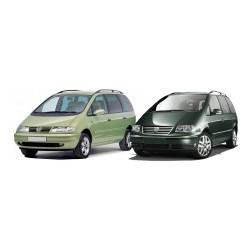 Sharan I et II de 1995 à 2010
