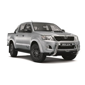 Pare-buffle - Marchepied Hilux (2011-2015)