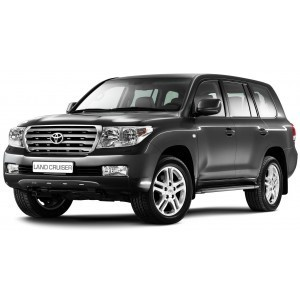 Pare-buffle Land Cruiser V8 (2007-2012)