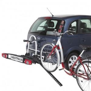 Rail de chargement pour porte-vélos