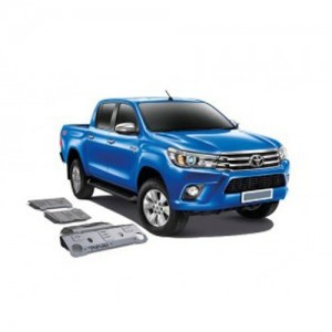 Plaque de Protection Hilux (2011-2015)