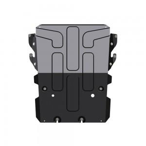 Plaques de protection Trax (2013-)