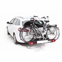Porte-vélos sur attelage