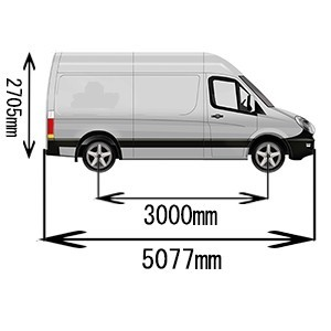 IVECO DAILY FOURGON (L1H2)