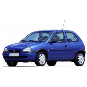 Corsa (B) 1993 à 2000