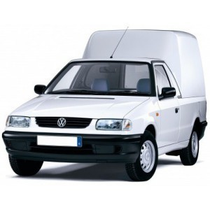 Caddy II (9K) de 1995 à 2003