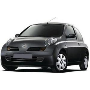 Micra (K12) de 2003 à 2011
